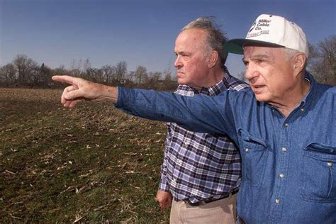 miller it is to trust the owners the land owner puts trust in conservation the blade