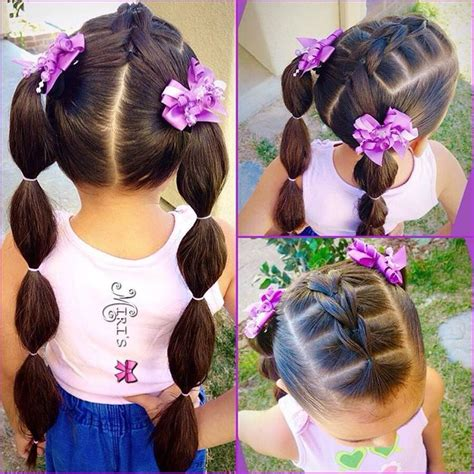 hair styes for girls with loom bands 126 best images about hairstyles using rubber band s on