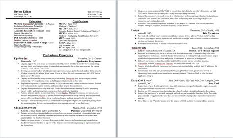cissp resume format cissp resume exle for endorsement resume ideas