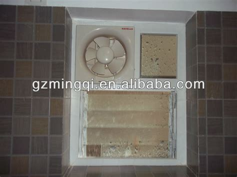 in window bathroom exhaust fan