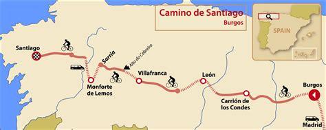 camino de santiago by bike camino de santiago bike tour from burgos bike spain tours