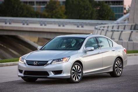 Stop L Honda Accord 2014 Up 2014 honda accord hybrid ex l three quarters photo 58664293 automotive