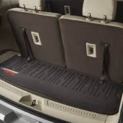 Cargo Mat For 2012 Gmc Acadia 2017 Acadia All Weather Cargo Mat In Grey