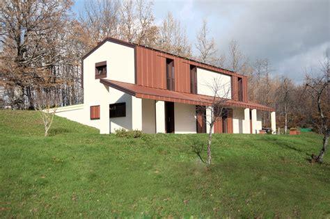 casa bosco casa nel bosco sestola i marazzi architetti