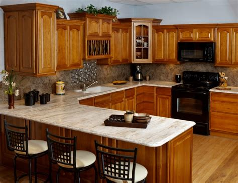 rustic hickory kitchen cabinets kitchen cabinets rustic hickory quicua