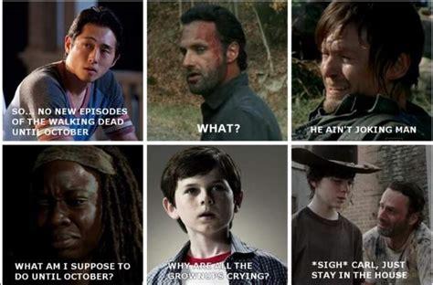 New Walking Dead Memes - the walking dead season 4 premiere 15 awesome fan memes