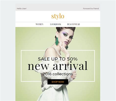 82 best fashion email newsletters images on email newsletters email newsletter 20 best fashion ecommerce email templates web graphic design bashooka