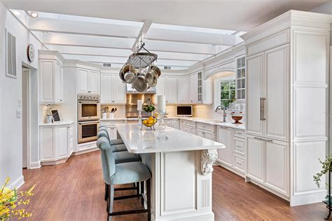 Kitchen Luxury White Luxury White Kitchen Avon Nj By Design Line Kitchens