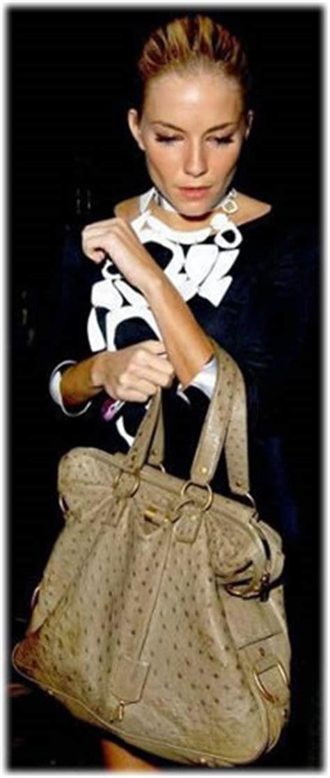 Miller Ysl Ostrich Rive Gauche Bag by Miller Ysl Ostrich Rive Gauche Bag Purseblog
