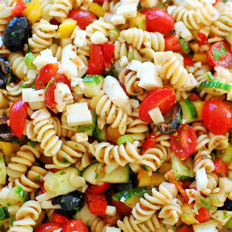 pasta salad recipe cold cold pasta salad joe s healthy meals