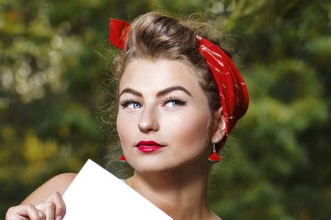 Hairstyles With Bandanas by On Trend Vintage Hairstyles 2015 Hairstyles 2017