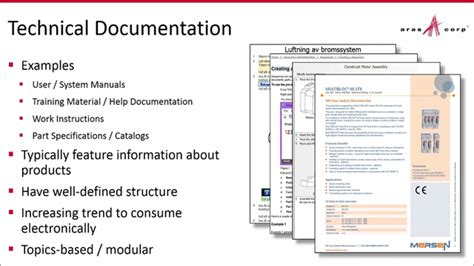 the product is docs writing technical documentation in a product development books aras innovator demo series plm software demos aras plm