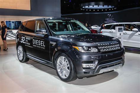 range rover sport diesel usa range rover range rover sport diesel models to debut in