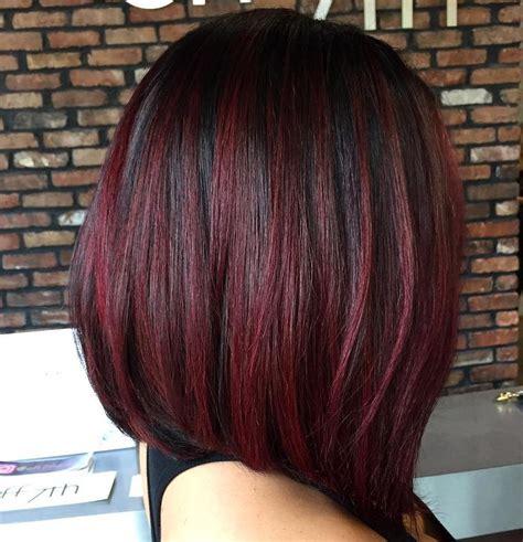 color of hair top 10 vibrant shades of burgundy hair color hairiz