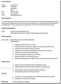 cv for school affordable price cv writing tips for school leavers