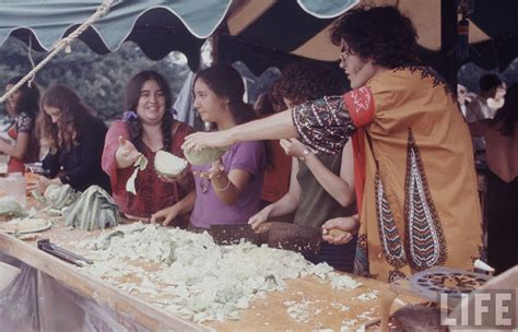 hippie food how back to the landers longhairs and revolutionaries changed the way we eat books what it was really like to be at woodstock back in 1969