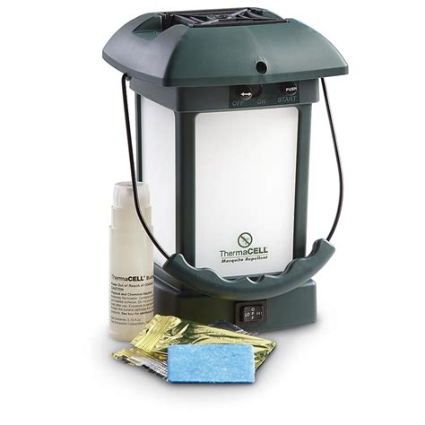 Thermacell Mosquito Repellent Patio Lantern by Thermacell 174 Mosquito Repellent Lantern 184360 Pest