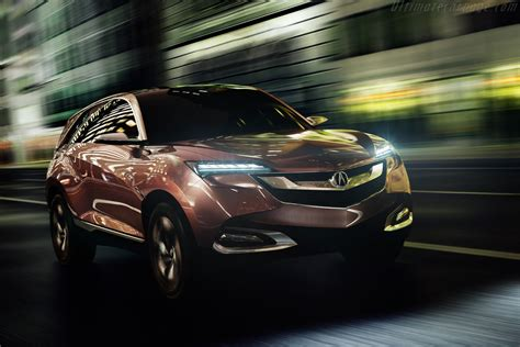 acura suv x concept high resolution image 1 of 6