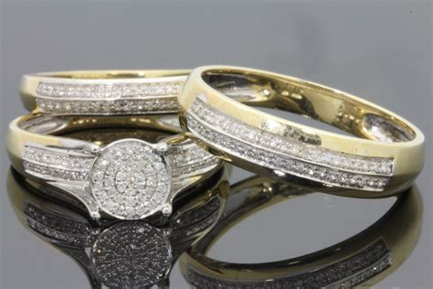 Wedding Rings For Him by Cheap Wedding Rings Sets For Him And