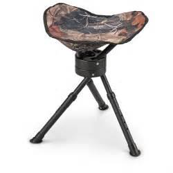 guide gear swivel tripod stool 222293 stools