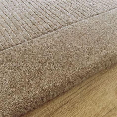rugs york york taupe rug splain taupe wool rugs from only 163 33