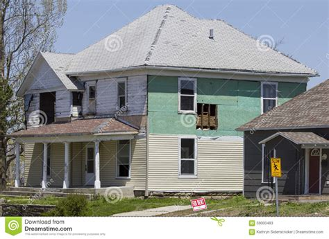 old house restoration old house restoration project stock photo image 59000493
