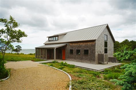 Chappaquiddick House Chappaquiddick Guest House Construction Built By Zadeh Builders Chappaquiddick Martha