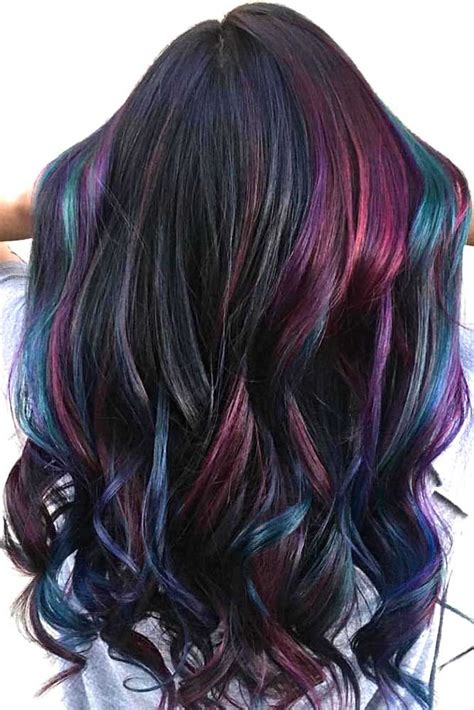 slick color best 25 slick hair ideas on slick