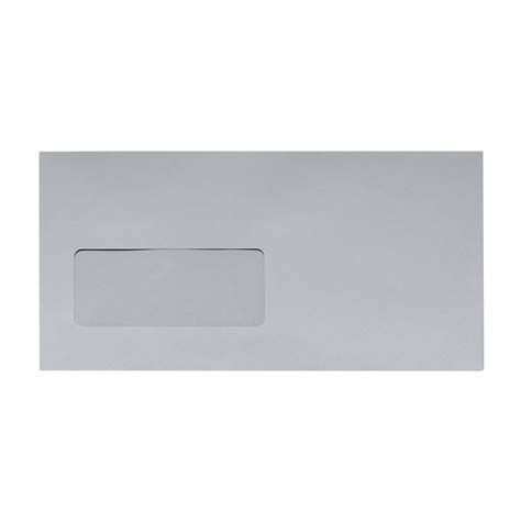 Dl Grey Window Envelopes Grey Window Envelopes 3 5 8 X 6 1 2 Envelope Template