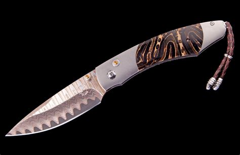 sidewinder knife william henry limited edition b12 sidewinder knife
