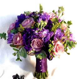 purple wedding bouquets a country tallahassee florist wedding bouquets tallahassee florist