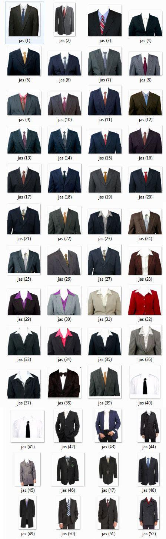 template desain jas download template gambar pakaian baju jas psddesain net
