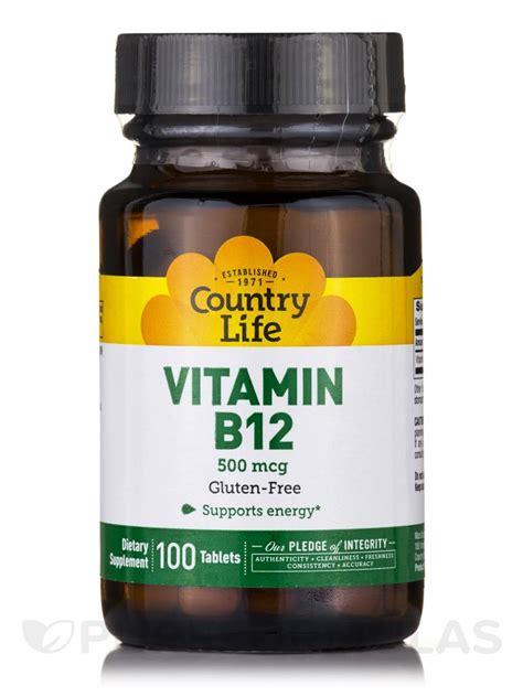 vitamin b12 for dogs vitamin b12 500 mcg 100 tablets