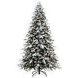 canadian tire noma pre lit snowladden christmas tree 7