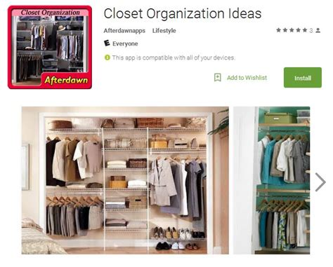 Closet Organization App 5 apps for closet organization design some really work woodworking network