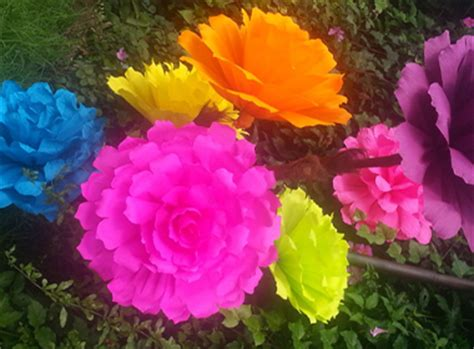 Handmade Paper Flowers For Sale - sale of paper flowers in the united states