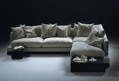 sectional sofas island island sectional sofa by flexform stylepark