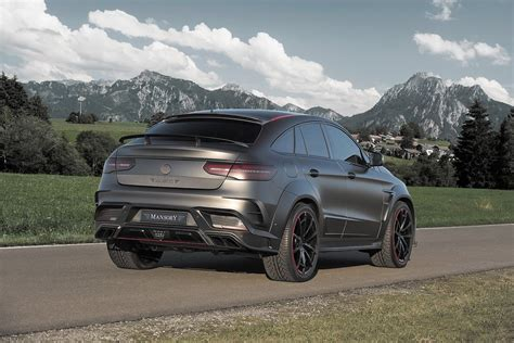 mansory mercedes mercedes amg w292 gle 63 4matic coupe mansory benztuning