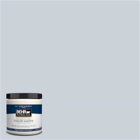 behr premium plus 8 oz n480 1 light drizzle interior exterior paint sle pp10016 the home