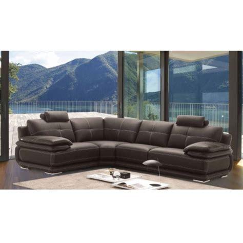 pg divani divano angolare atlantic in pelle o ecopelle