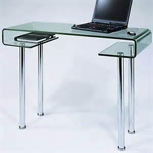 meuble bureau verre tous les objets de d 233 coration sur