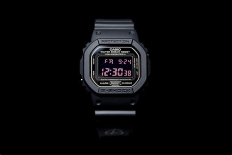 Casio G Shock Glx50 Black by Shelflife X Casio G Shock Dw5600 Black Dw5600sl1dr