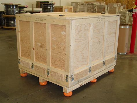 Specialty Kitchen Cabinets wood crates expendable packaging nefab north america