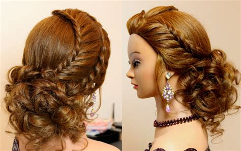 how to do homecoming hairstyles updos for medium hair prom fade haircut