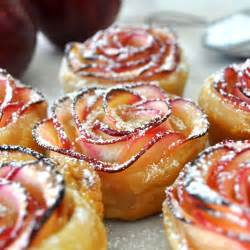 this rose is actually a delicious apple dessert bored panda