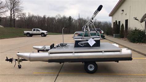 paddle king aluminum paddle boats 2017 paddle king pk4400 4 person aluminum paddle boat navy