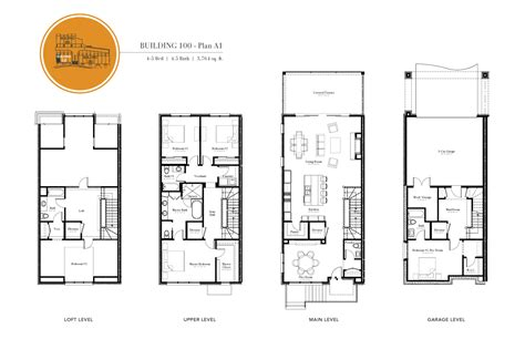 townhomes floor plans floorplans brookhaven wilshire townhomes for sale