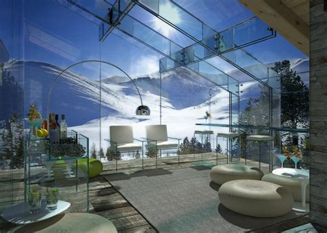 In Glass Houses by Fantastic Glass Houses By Carlo Santambrogio And Ennio