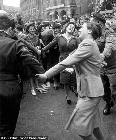 ve day protecting children during ve day generation enjoyed affluent lives but their children face a different future daily mail