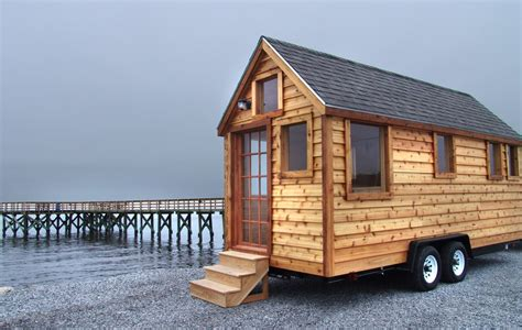 Tumbleweed Tiny House Cost Built On Wheels With Lots Of Tiny House Plans On Wheels Cost